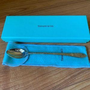 Tiffany and Co. Faneuil Silver Feeding Spoon
